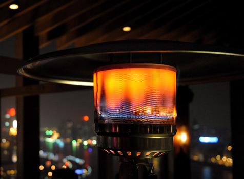 Patio Propane Heaters - Outdoor Living