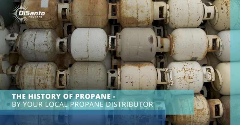 The History of Propane