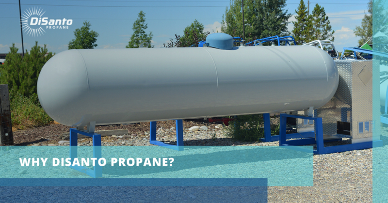 Why Disanto Propane