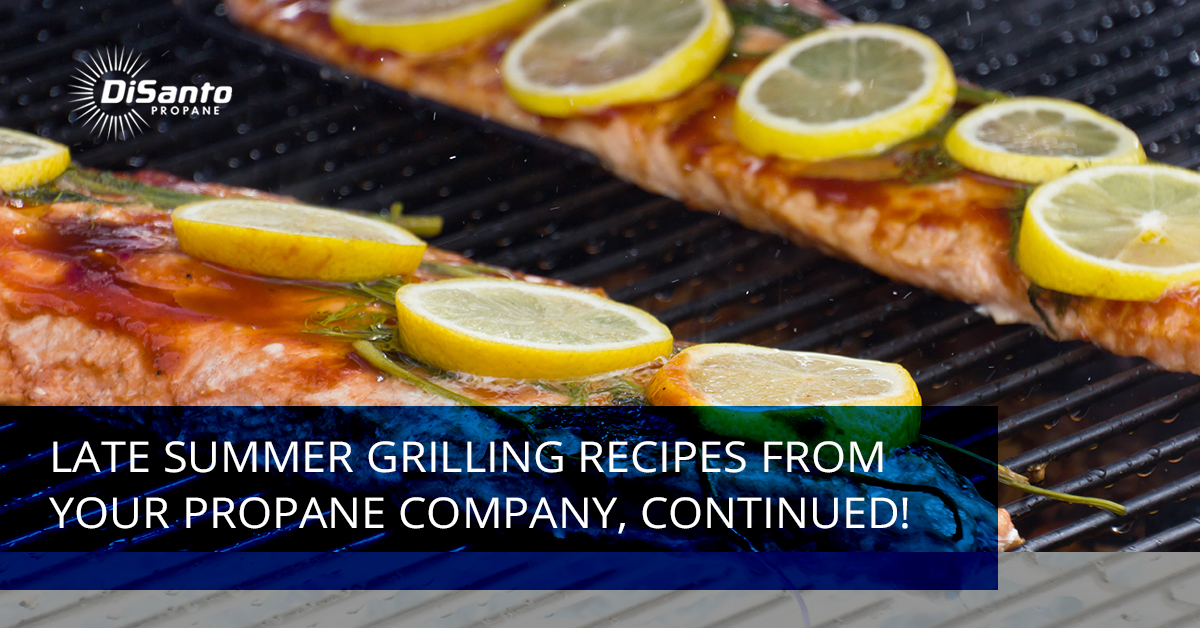 Grilling Recipes From Your Upstate Ny Propane Company